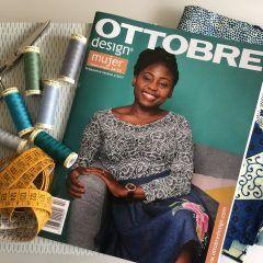 Revista Ottobre Design: patrones cotidianos para toda la familia
