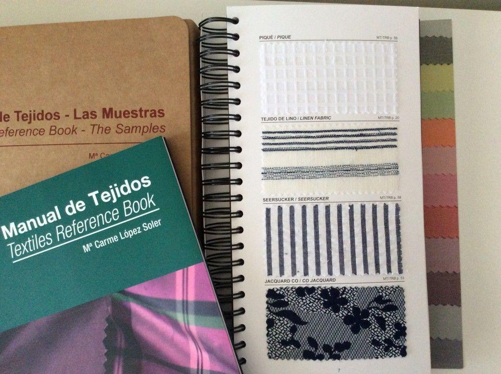 Manual de Tejidos de Mari Carmen Lopez Soler