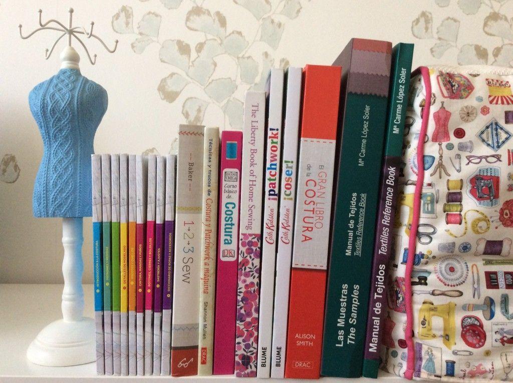 los mejores libros de costura