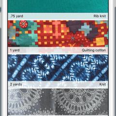 Cora: la APP que te ayuda a organizar tus telas