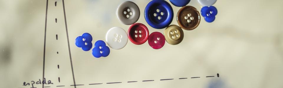 botones y patron