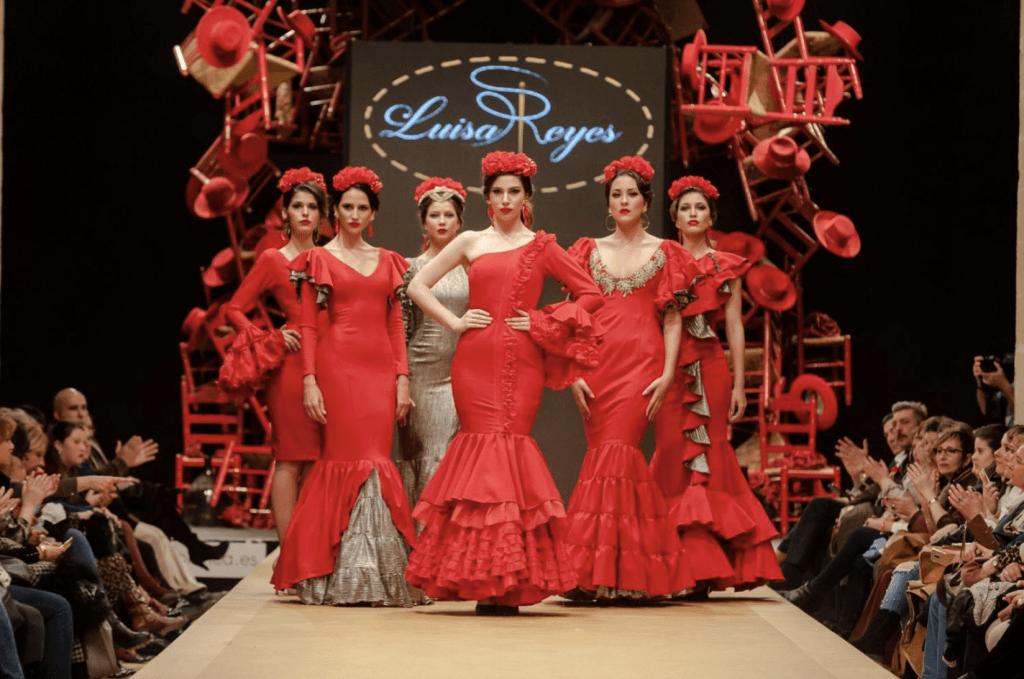 moda flamenca maestros de la costura