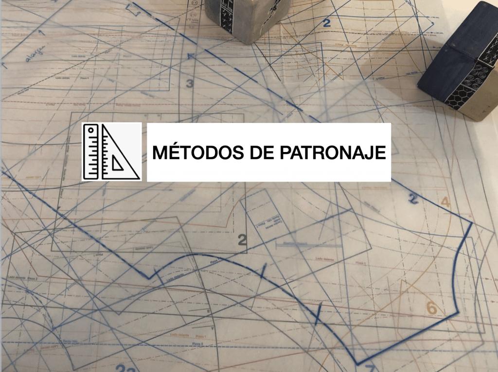 MÉTODOS DE PATRONAJE